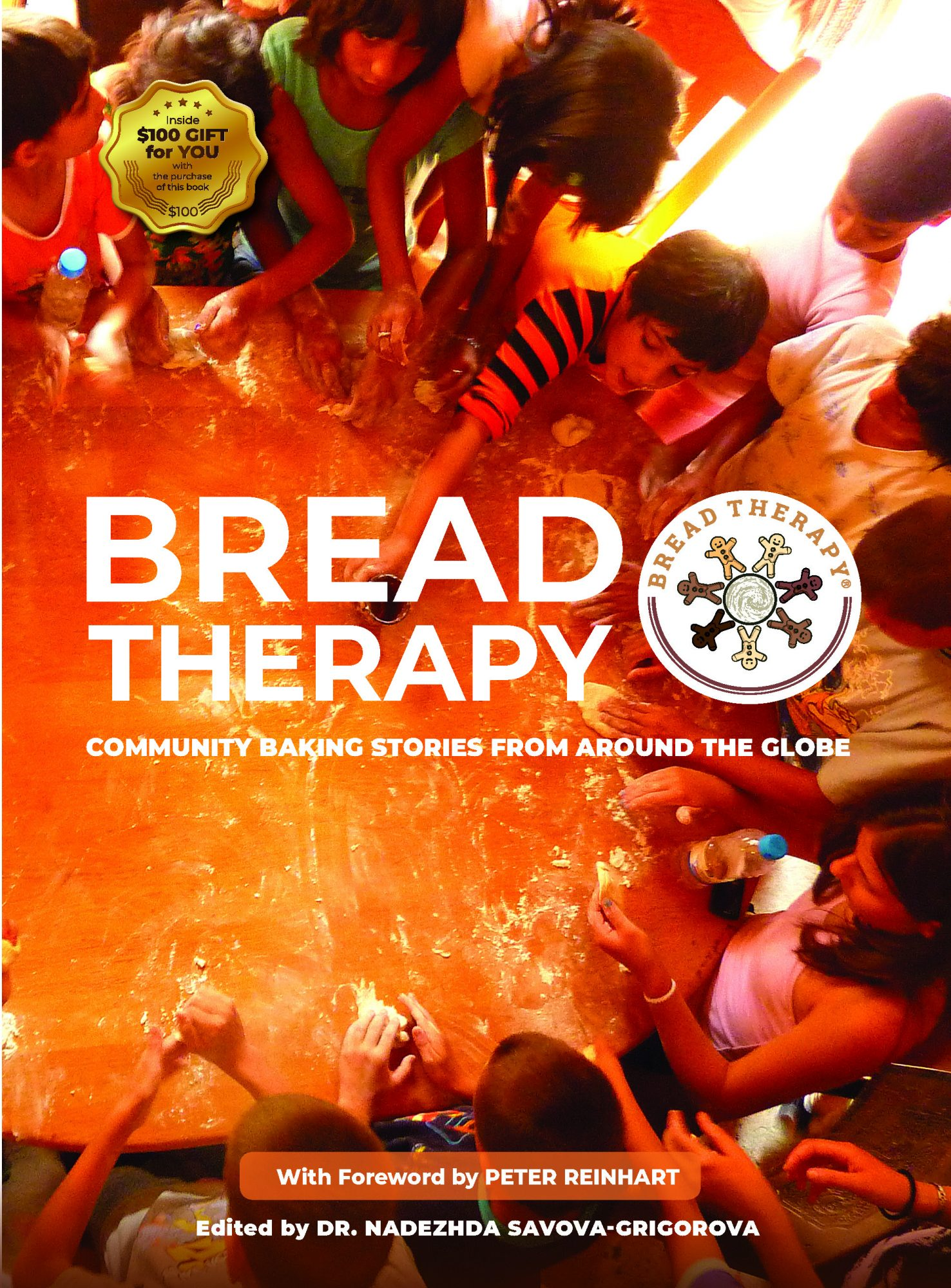 Bread Therapy - Community Baking Stories from Around the Globe